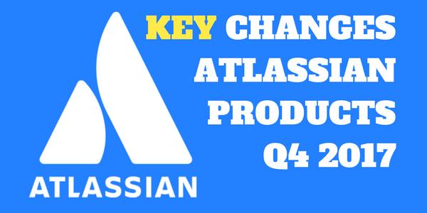Las novedades de Atlassian en este 2017