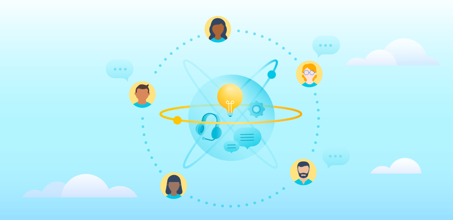 """Cómo la """"inteligencia"""" del aprendizaje automático puede acelerar el trabajo en equipo"""